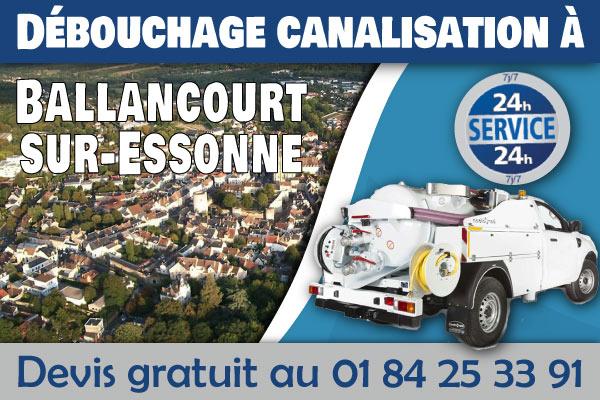Debouchage-Canalisation-Ballancourt-sur-Essonne