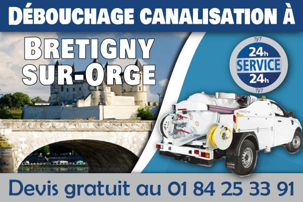 Debouchage-Canalisation-Bretigny-sur-Orge