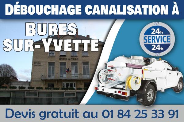 Debouchage-Canalisation-Bures-sur-Yvette