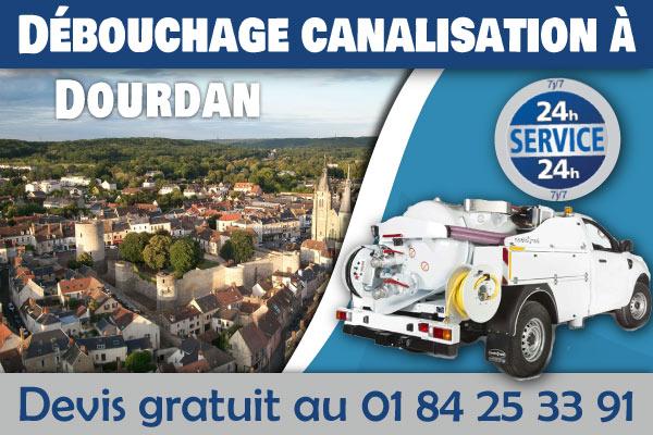 Debouchage-Canalisation-Dourdan