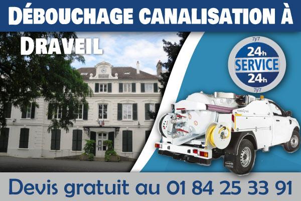 Debouchage-Canalisation-Draveil