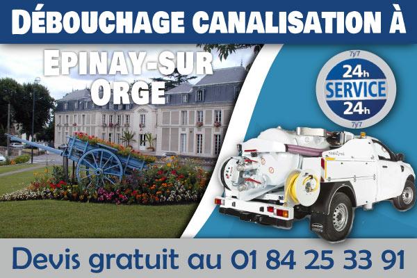 Debouchage-Canalisation-Epinay-sur-Orge