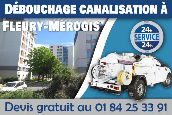 Debouchage-Canalisation-Fleury-Merogis