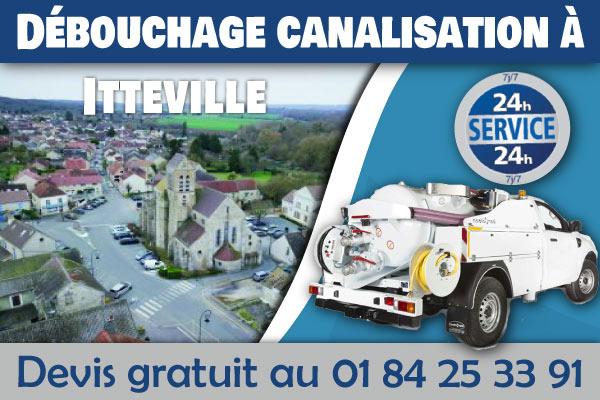 Debouchage-Canalisation-Itteville