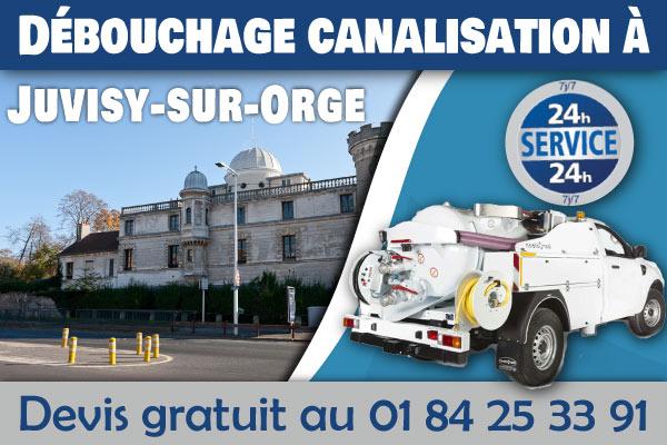 Debouchage-Canalisation-Juvisy-sur-Orge