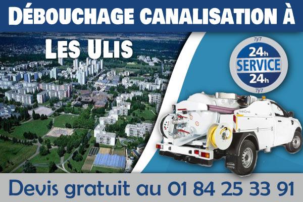 Debouchage-Canalisation-Les-Ulis