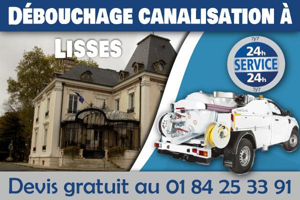 Debouchage-Canalisation-Lisses