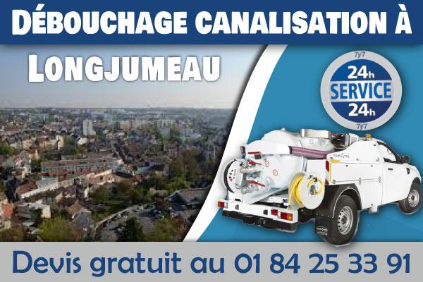 Debouchage-Canalisation-Longjumeau