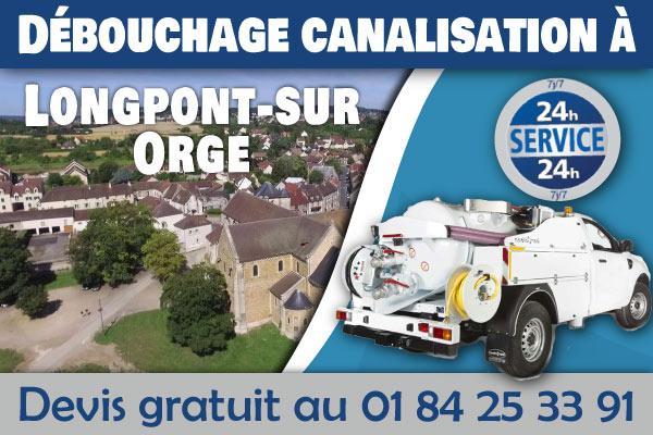 Debouchage-Canalisation-Longpont-sur-Orge