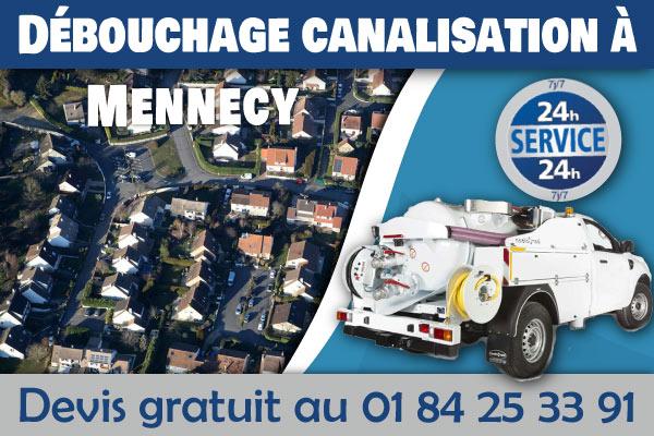 Debouchage-Canalisation-Mennecy