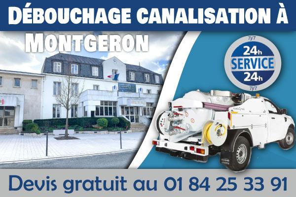 Debouchage-Canalisation-Montgeron