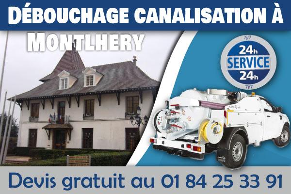 Debouchage-Canalisation-Montlhery