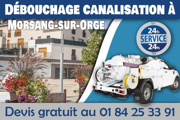 Debouchage-Canalisation-Morsang-sur-Orge
