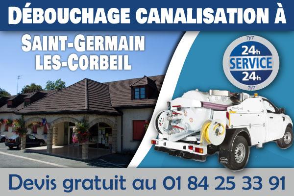 Debouchage-Canalisation-Saint-Germain-les-Corbeil