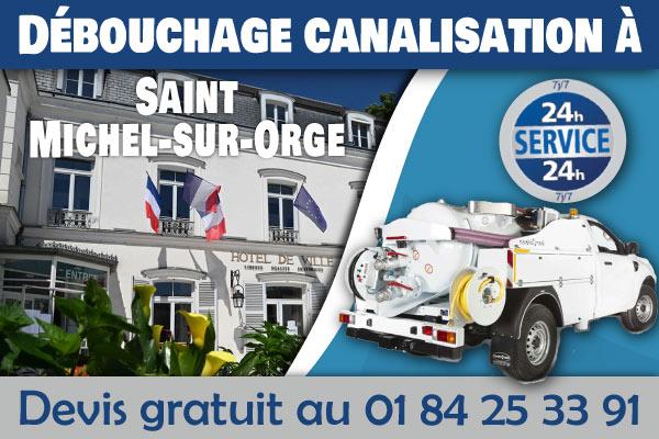 Debouchage-Canalisation-Saint-Michel-sur-Orge