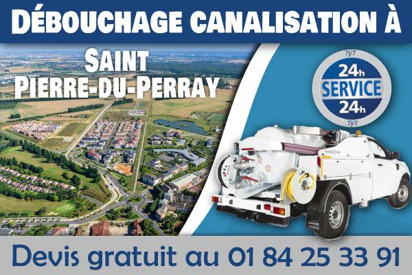 Debouchage-Canalisation-Saint-Pierre-du-Perray