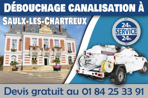 Debouchage-Canalisation-Saulx-les-Chartreux