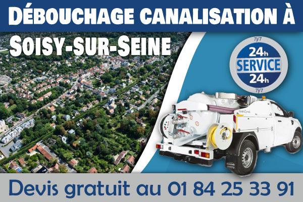 Debouchage-Canalisation-Soisy-sur-Seine