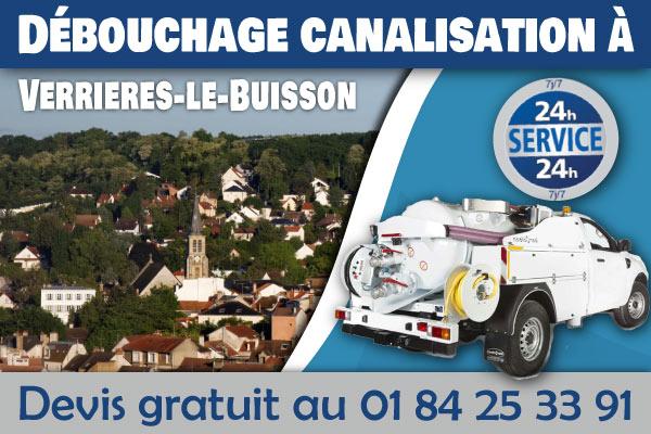 Debouchage-Canalisation-Verrieres-le-Buisson