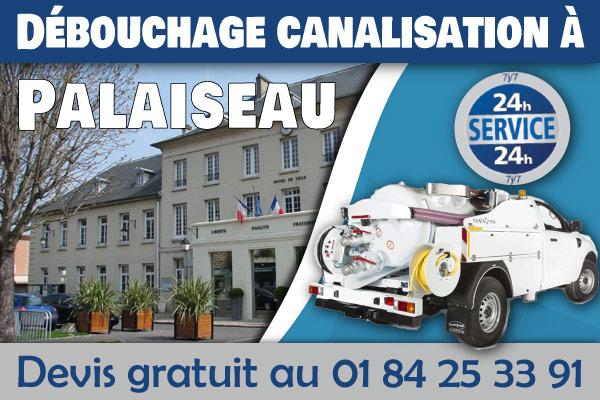 debouchage-canalisation-Palaiseau